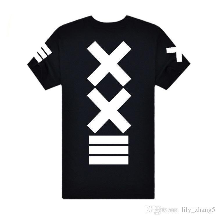 Shanghai Story New sale fashion PYREX VISION 23 tshirt XXIII printed T-Shirts HBA tshirt new tshirt fashion t shirt 100% cotton