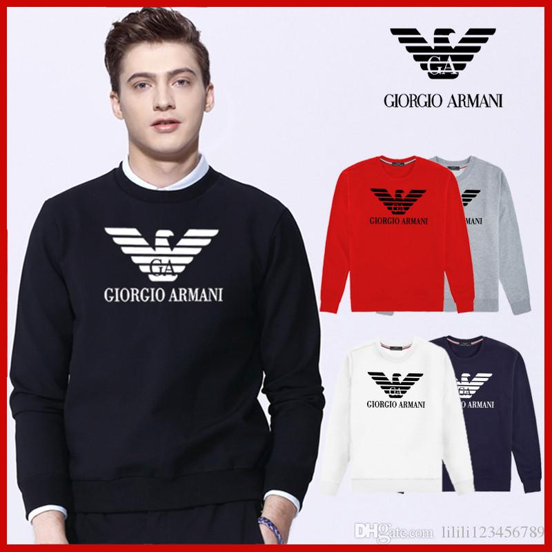 a813517b9 2019 Real Buy Arm Armagh Men S Wear New Autumn And Winter Color ...