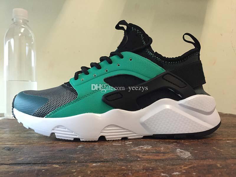 Huarache 4.0 1.0 Classical Triple White Black Men Women' Shoes Huarache Shoes Huaraches sports Sneakers Running Shoes Size Euro 36-45