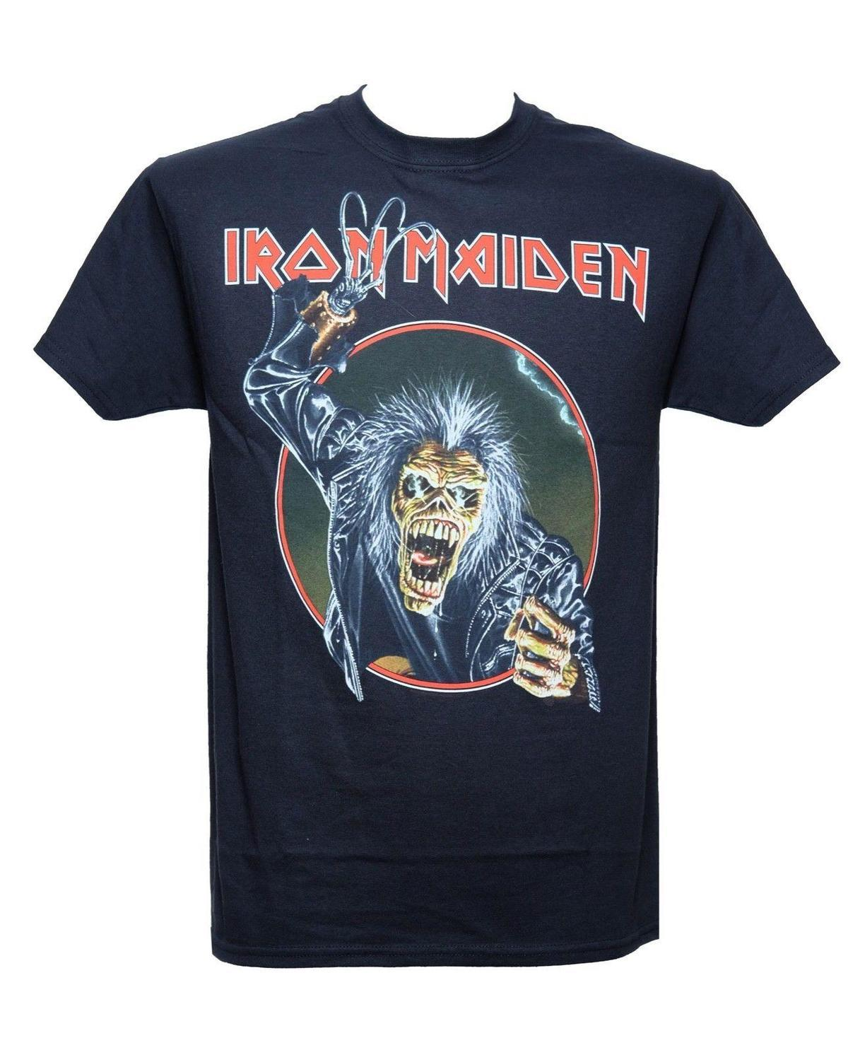 38791627 IRON MAIDEN EDDIE HOOK Official Licensed T Shirt Metal New XL ONLY With T  Shirt T Shirts Shopping From Lijian045, $12.08| DHgate.Com
