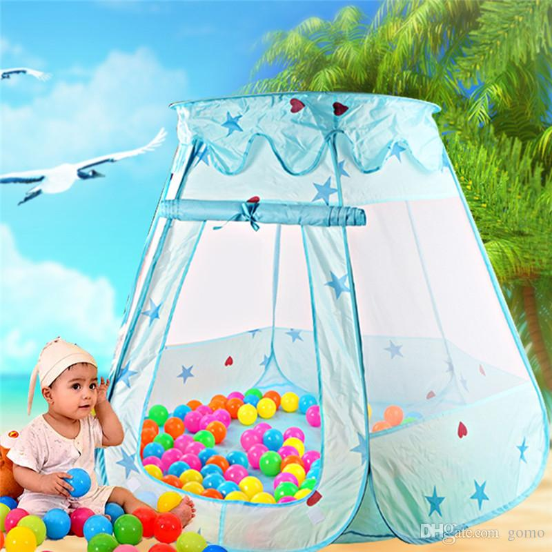 Indoor Outdoor Polyester Play House Baby Ocean Ball Pit Pool Play Tent Kids Princess Hexagonal Tent Children Baby Tent Ball Pool Tent House For Babies ...  sc 1 st  DHgate.com : tent house for babies - afamca.org