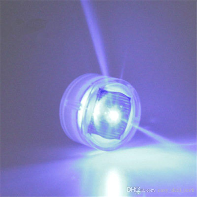 IP65 Waterproof LED Solar Light Round Landscape Underground Light Outdoor Garden Yard Lawn Party Decorating Lights Q0628