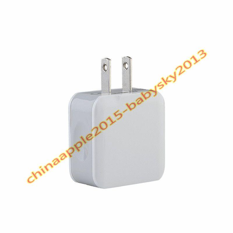Intelligente Schnellladung US Eu Dual USB Ladegerät 5V 2.5A Smart Auto Netzteil für iphone 7 8 X Samsung s7 s8 Android Telefon Tablet PC