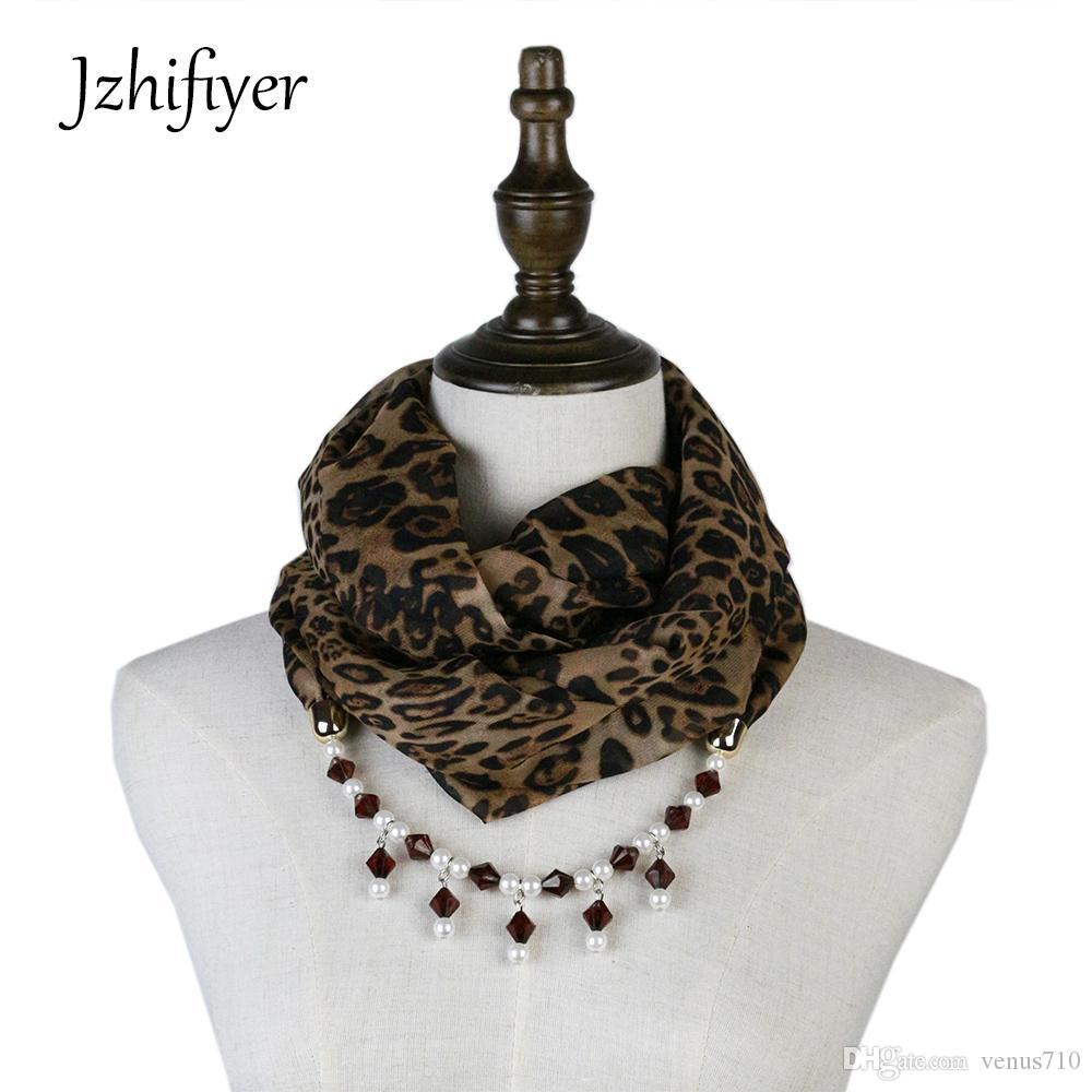 Jzhifiyer leopard scarf pendant necklace jewellery chiffon spring jzhifiyer leopard scarf pendant necklace jewellery chiffon spring shawl hijab pareo fashion bandana mujer pendants scarf pink scarf ruffle scarf from aloadofball Image collections