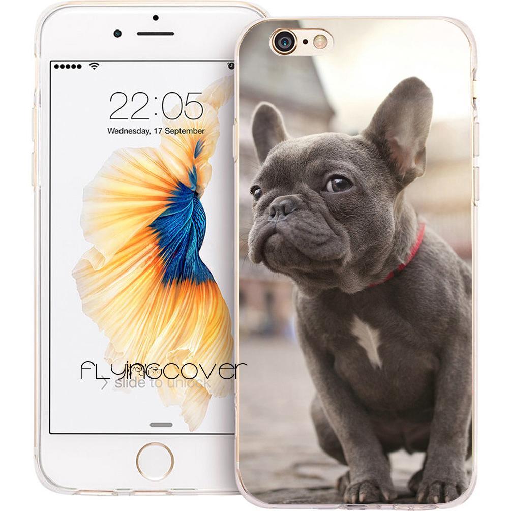 coque iphone 7 bulldog