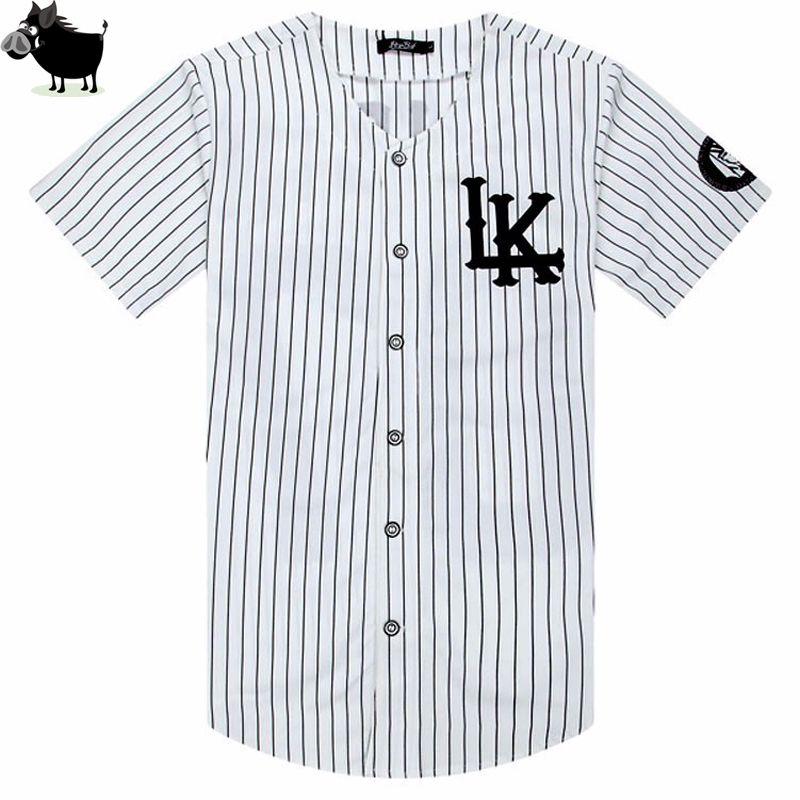 06ed60ddd619 Man Si Tun New 07 Last Kings Baseball Tshirt Tyga Jerseys Black White Unsex  Men Women Hip Hop Style Tees Tops Rap Rock T Shirts White T Shirts  Offensive T ...