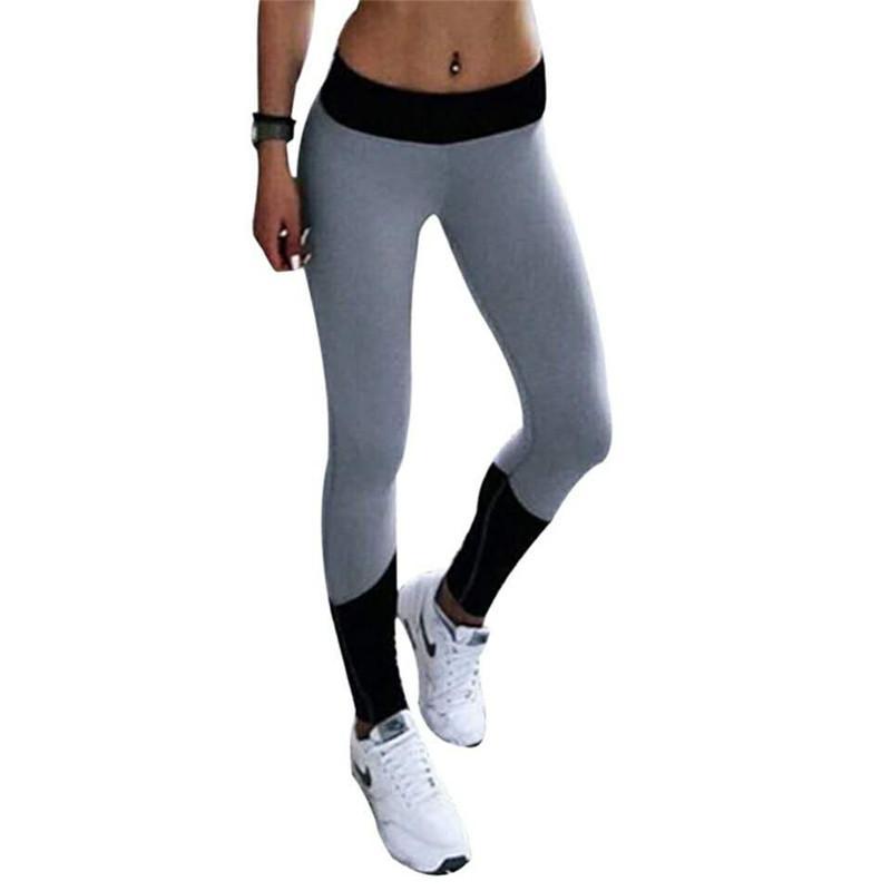 3f8b5bd984dfa 2019 Legging 2018 Sporty Leggings Black Red Leggins For Women High Elastic  Fitness Legging Calzas Deportivas Mujer Fitness Leggins From Rebecco