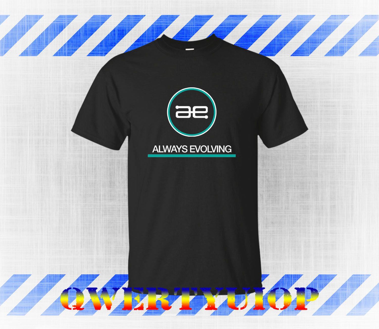 ee235d5bc784 AE Always Evolving New Tee Shirt Tuning Performance Racing Men's ...