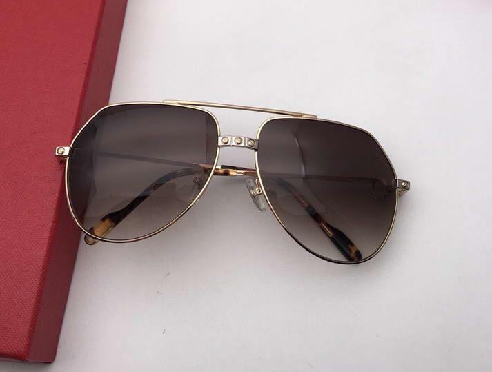 Compre Pilotos Vintage Gold Brown Gafas De Sol Estilo Aviador Sonnenbrille  Sun Glasses Eyewear Gafas Vintage A  55.28 Del Wige   Dhgate.Com 11d26caeb0