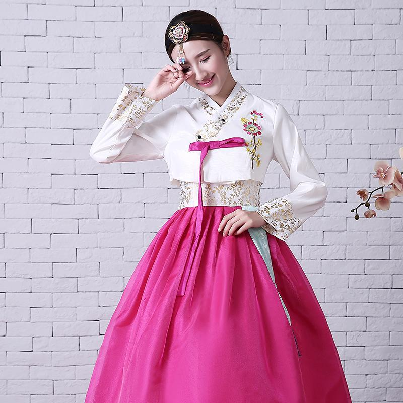 d70938a165 2019 2018 Summer Korean Traditional Dress Arrivals Hanbok Korean  Traditional Hanbok Dress Clothing From Wenshicu, $78.64 | DHgate.Com