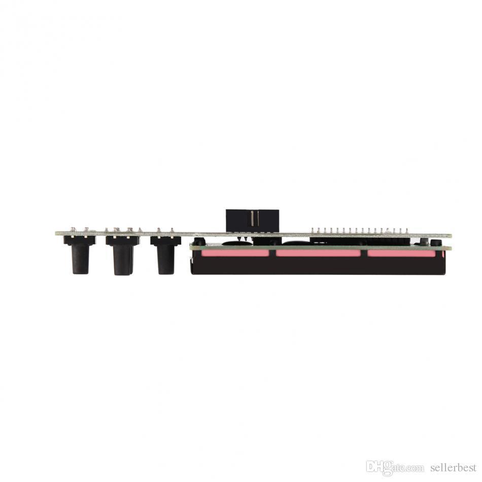 5 tasti 20 x 4 Modulo LCD Blacklight LCD con cavo piatto a nastro stampante 3D