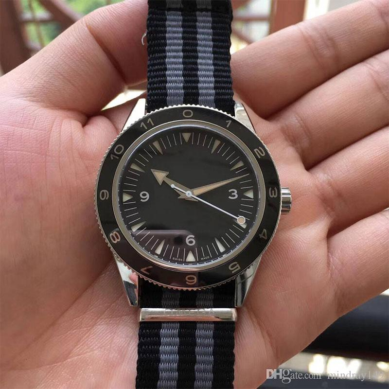 Top Quality Luxury Mechanical Men 300 Master 41mm Automatic Gents