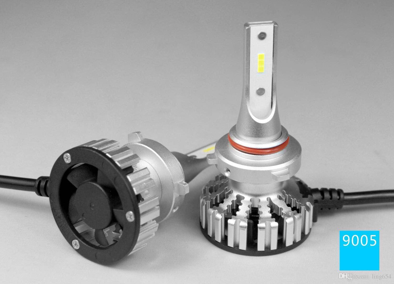 2018 new LED Headlight Bulbs G3 philips lights, LED car headlights 09-12 ford focus distance light H1