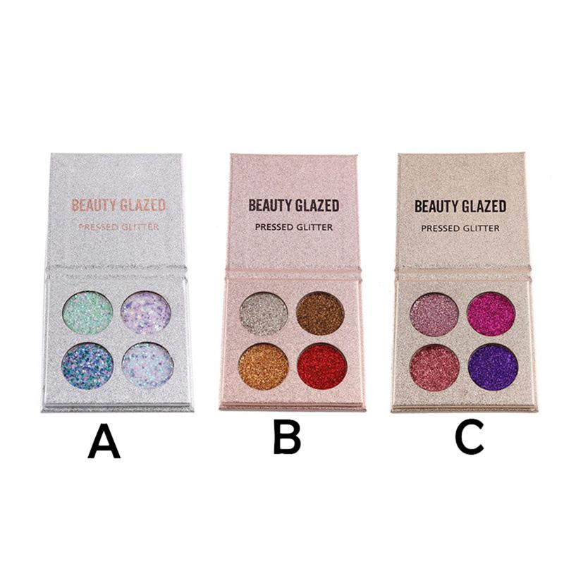 Makeup Eye Shadow Smoky Cosmetic Professional Natural Shimmer Maquiagem Eyes Pressed Glitter New Arrival 3 Colors Beauty Beauty & Health