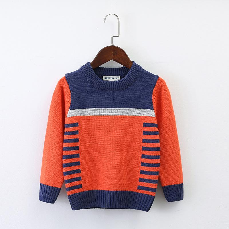 318dd765e 2017 New Styles Children S Clothing Child Sweater O Neck 100% Cotton ...