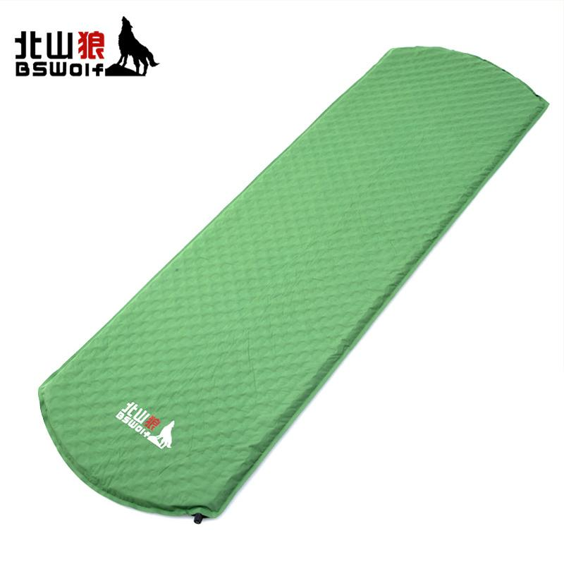 BSWolf Outdoor Camping Mats Double People PVC Inflatable Automatic Cushion  Tent Air Mattress Dampproof Pad Soft