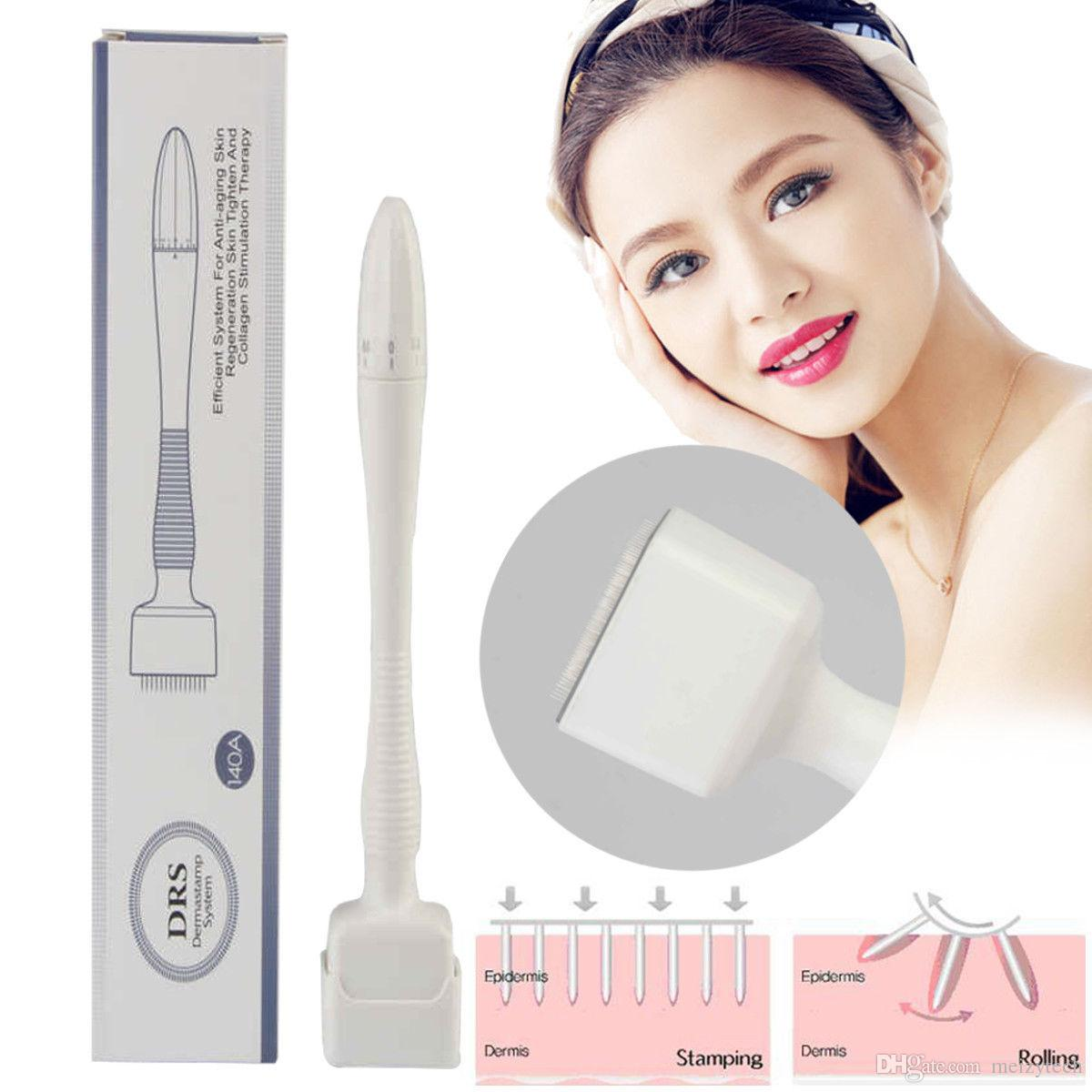 USA Micro needle roller Titanium beauty Derma Wrinkles Scars Acne 192 pin 2.5mm Kanebo - Sensai Cellular Performance Lotion I - Light (New Packaging) -125ml/4.2oz