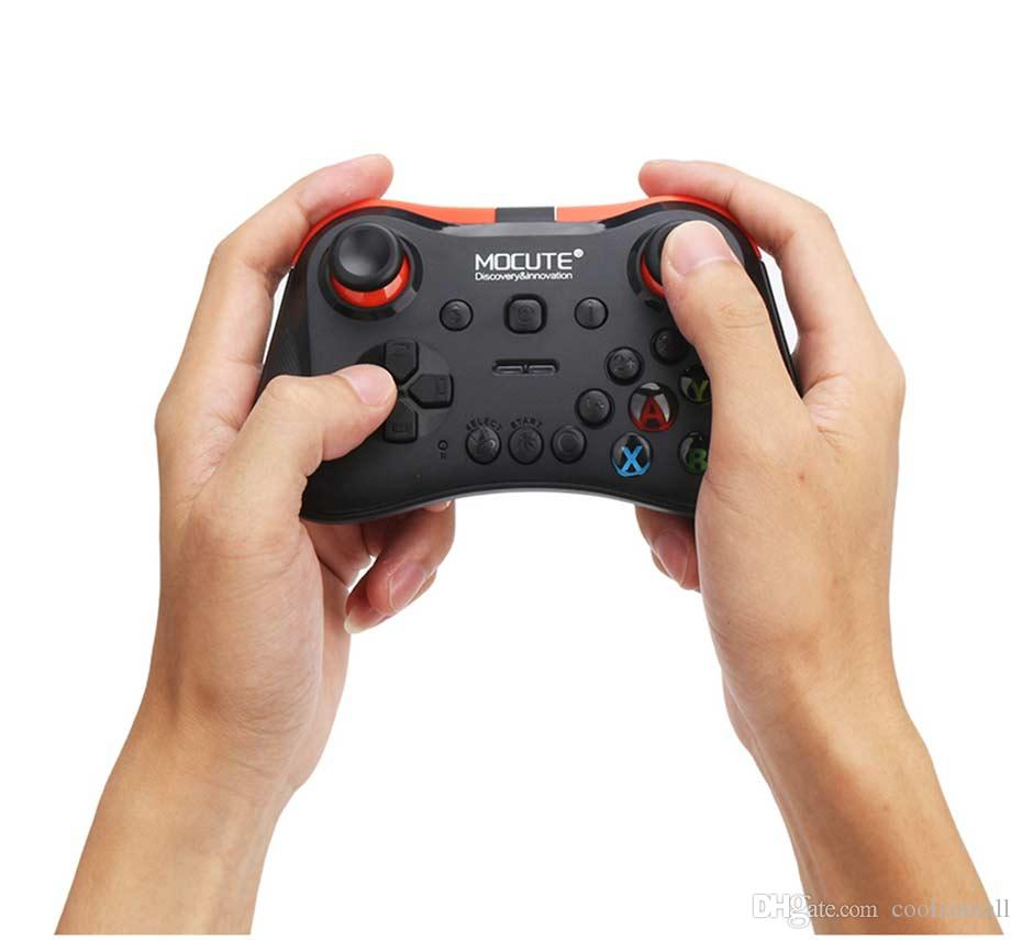 New Wireless Bluetooth Gamepad PUBG Controller Joystick Game Pad for IOS  Android System phone VR TV Box Laptop Game Controller