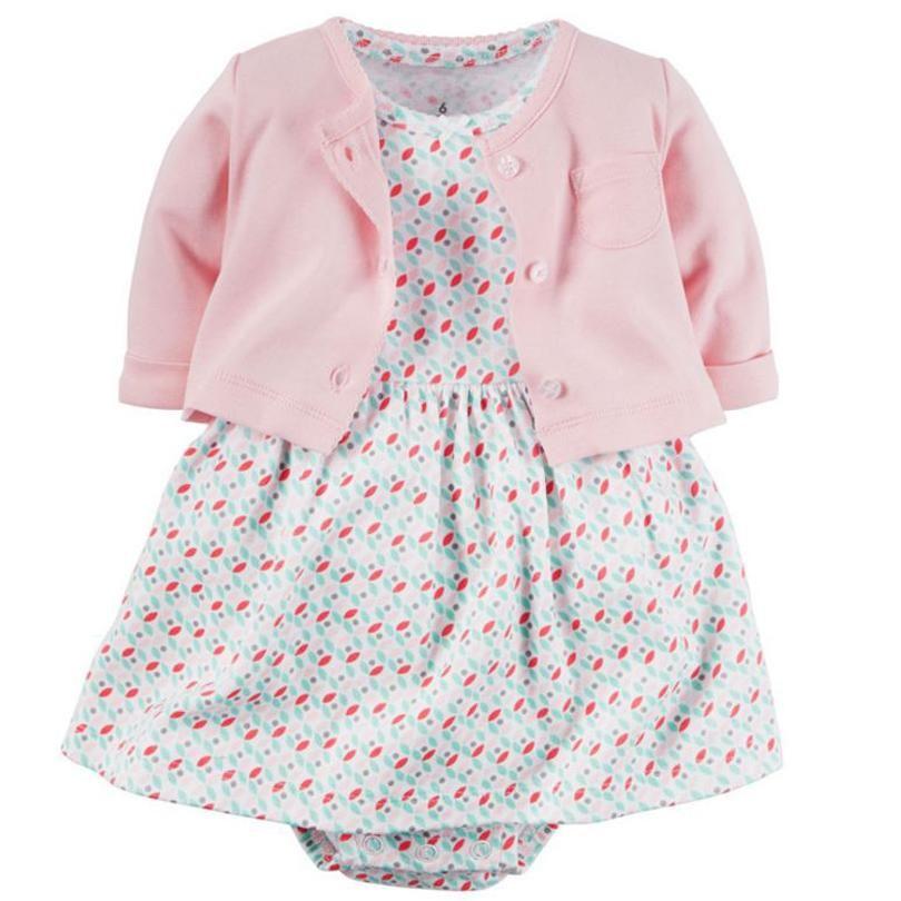 dc0806d9a4bf 2018 Kids Baby Girl Dress