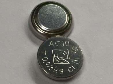 0% Hg Pb 100% свежего AG10 LR1130 389 SR1130 189 LR54 V10GA 1.5V щелочные батареи клетки кнопки монет клетки Bulk лотка упаковки
