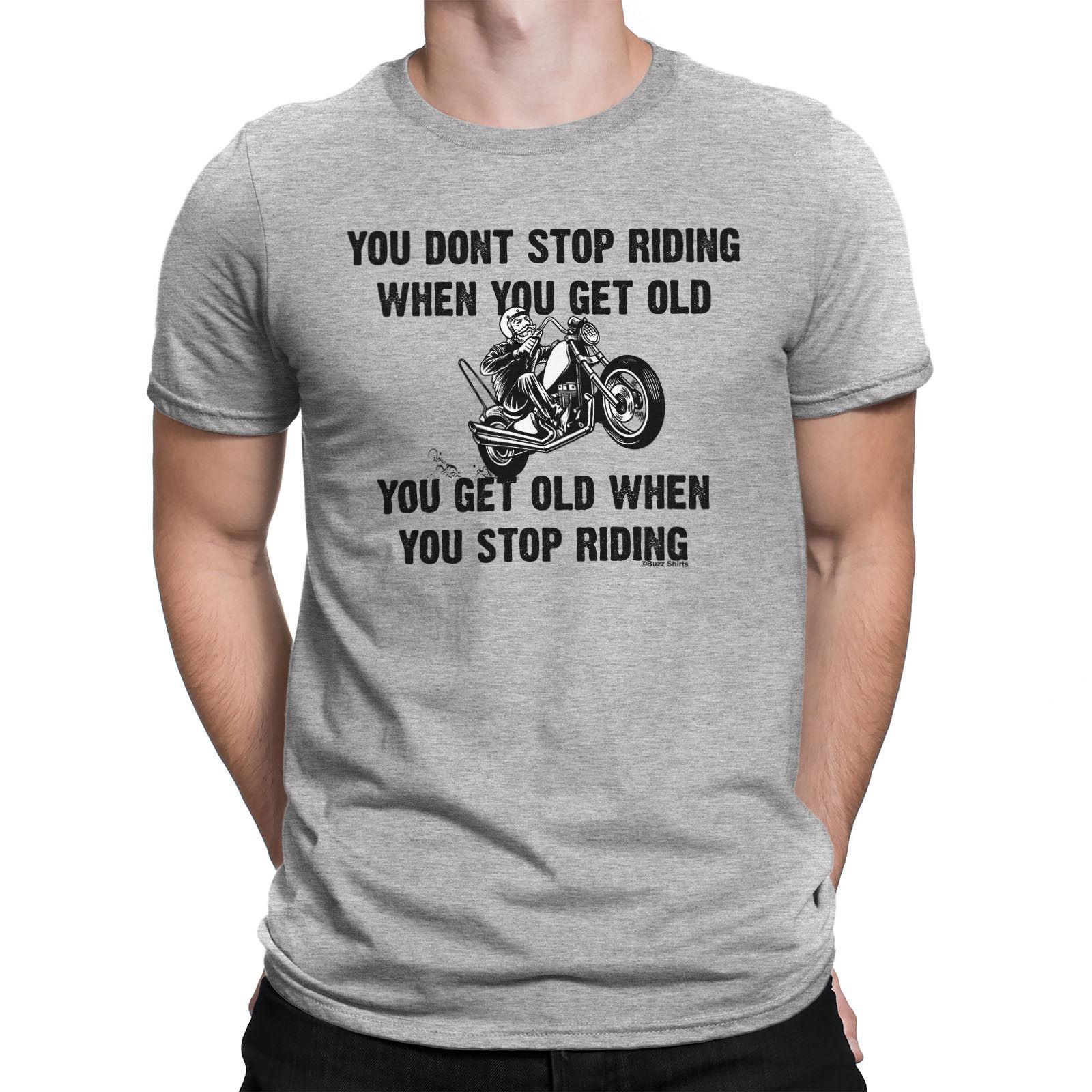 655ef5ec2a2037 Details Zu Mens Funny Biker T Shirt Motorbike Racing Bike Don Graphic T  Shirts Custom Shirt From Lukehappy14