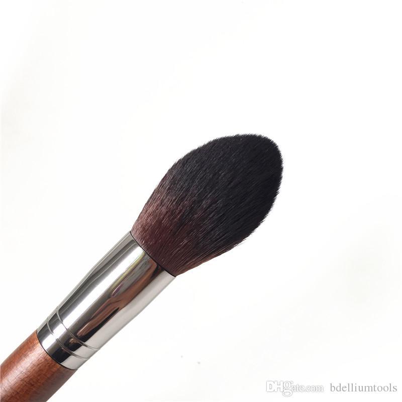MUFE Tapered BLUSH BRUSH 160 - Tapered Tip for Blusher Powders - Beauty makeup brushes Blender Applicator