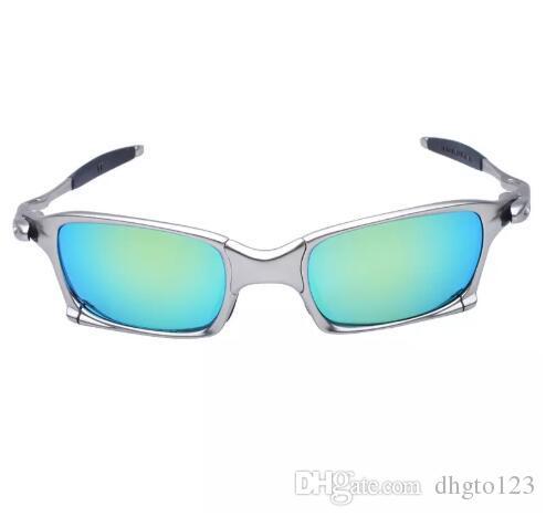eaf69c220892e Compre Atacado Original Aolly Juliet X Metal Óculos De Equitação Romeo  Ciclismo Homens Óculos Polarizados Óculos Oculos Brand Designer Ciclismo  Óculos De .