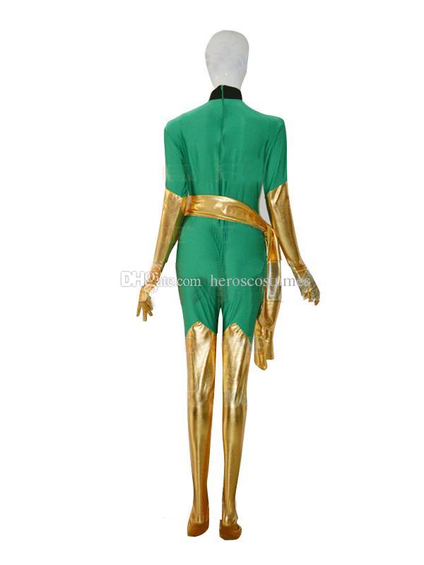 Jean Grey Phoenix Superhero Costume Woman Costume for Cosplay