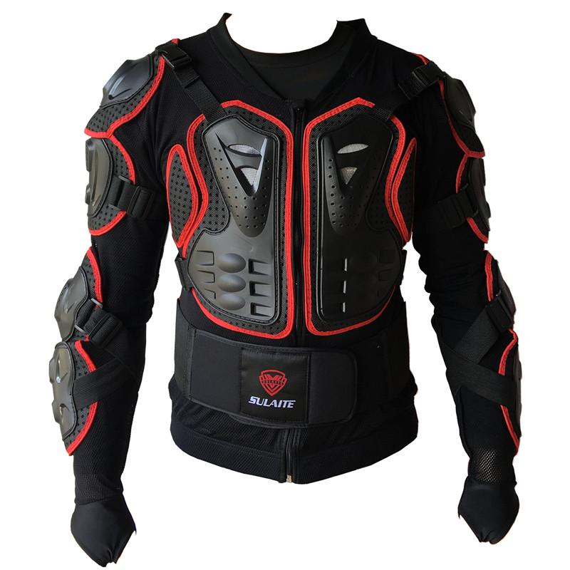 c03556bbd8d Thickness Body Armor Professional Motor Cross Jacket Dirt Bike ATV UTV Body  Protection Cloth For Adults And Youth Riders Best Motorcycle Armour Best ...