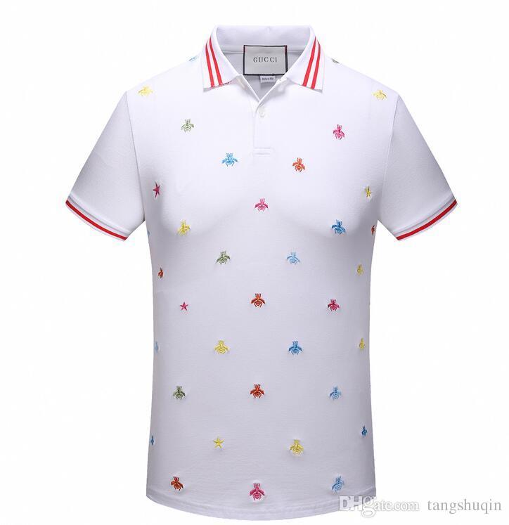 f2cc1ec72 18ss New Italy Designer Runway Brand Hip Hop 100% Cotton Winter Men'S T  Shirt Short Sleeve Women Shirt Men Tee Hip 3D Designer Mens T Shirts Best T  Shirts ...