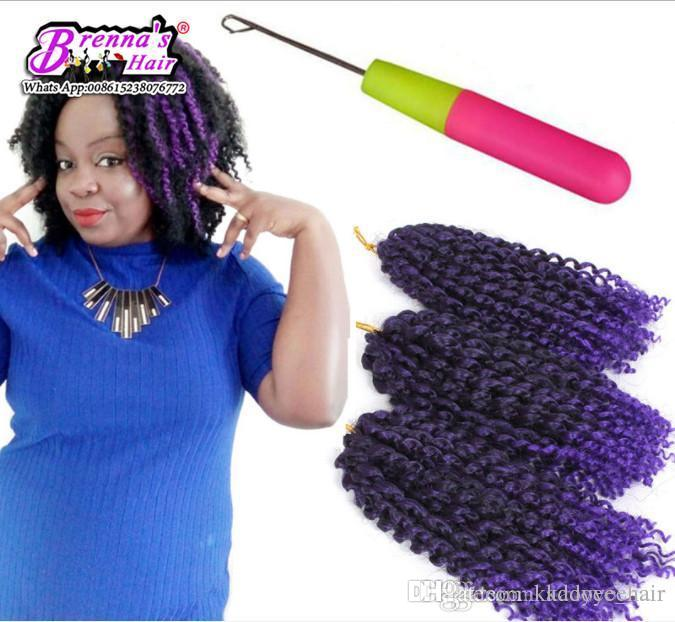 2019 New Hair Mali Bob Crochet Freetress Braid Synthetic Hair