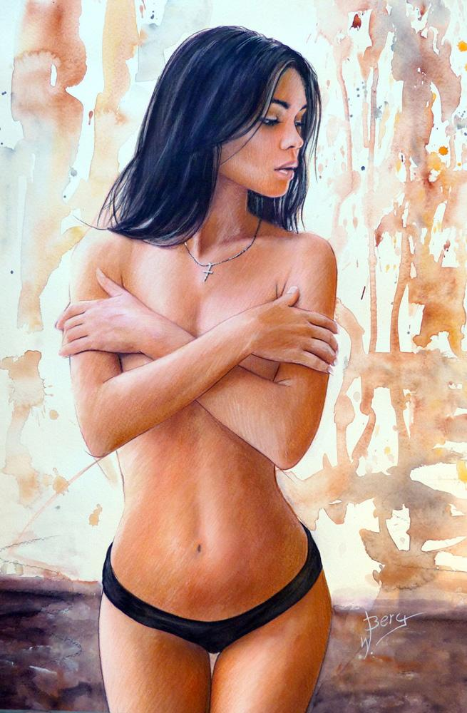 Can sexiest woman nude art hd consider
