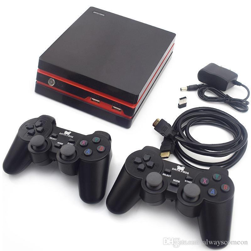 Portable Spielkonsolen 2017 Neue Rs-3 Videospiel-konsole Zu Tv Mit Wireless Gamepad Controller Hd Hdmi Tv Out Für 8bit Familie Tv Spiel Unterhaltungselektronik