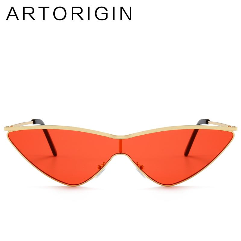 853fe2f460e3 ARTORIGIN Vintage Women Sunglasses Exaggerated Cat Eye Sunnies Stylish  Fashion Female Sun Glasses Female Shades Oculos Lunettes Online with   12.82 Piece on ...