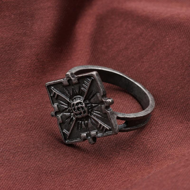 2018 Hot Selling Game Dishonored 2 Emily Ring Emily Logo Cosplay