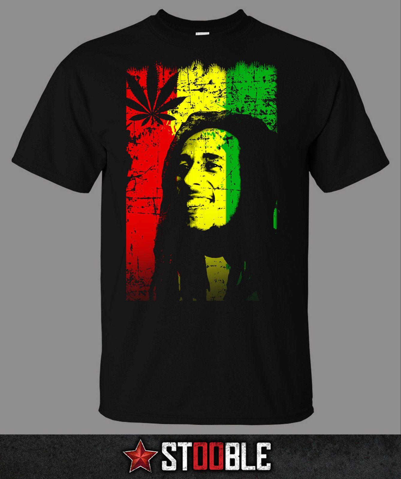 493a0592506 Bob Marley T Shirt New Ts Shirts A Team Shirts From Nothingshirt ...