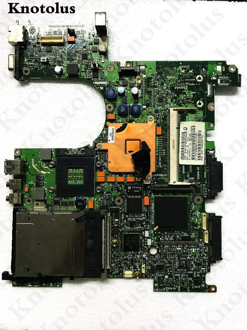413667-001 for nx6310 laptop motherboard ddr2 6050a2035001-mb-a05 Free Shipping 100% test ok
