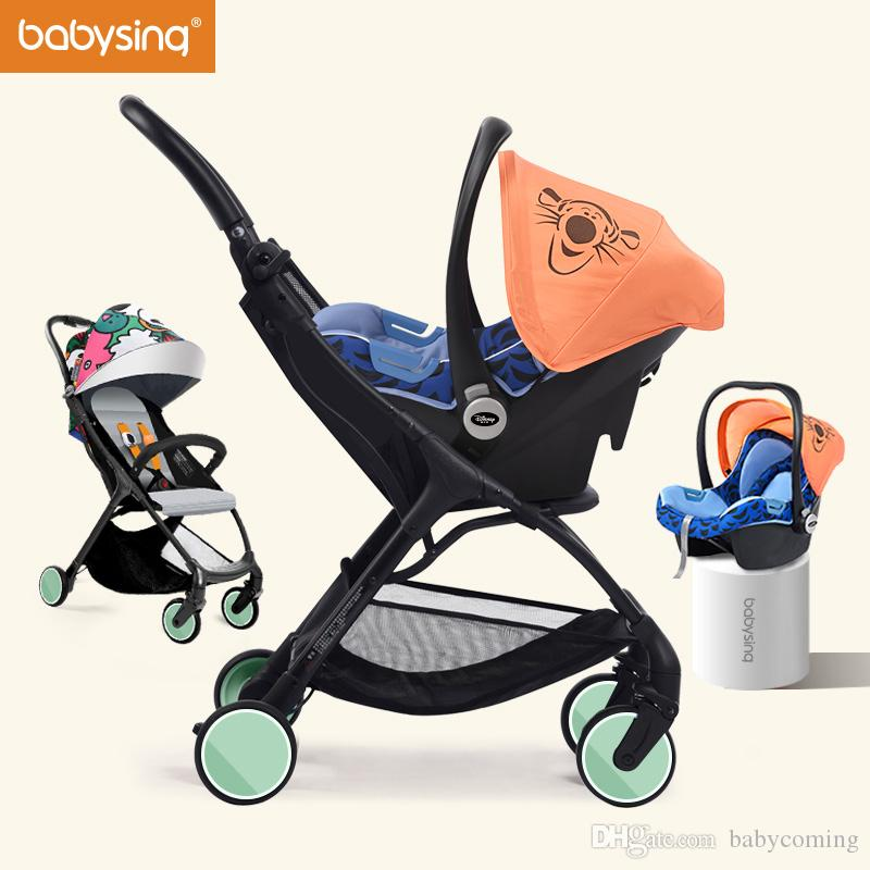 b4bbbfbe1c69f 2019 Babysing Super Light Baby Travel System 2 In 1