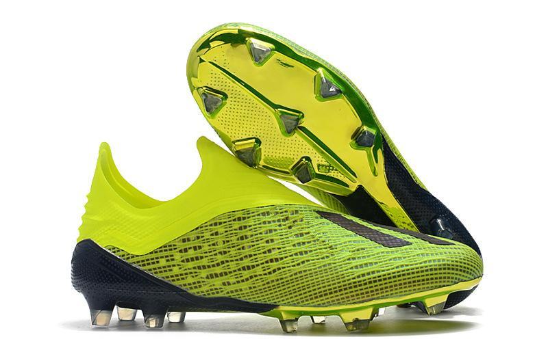 Compre Nova ACE X 18.1 Speedmesh Nemeziz FG Chuteiras De Futebol Amarelo Ao  Ar Livre Futebol Tango 18 + PureControl Botas De Futebol Tamanho  39 45 De  ... bf2cf5151a199
