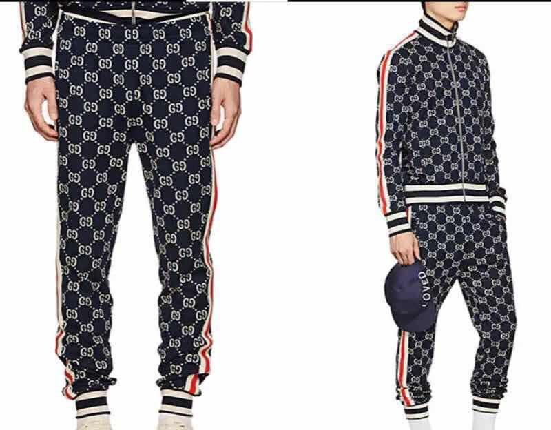 Yeni Eşofman Palmiye Melekler Erkekler Kadınlar Eski Okul Eşofman Moda Yan Çizgili Spor Çiftler Hip Hop Kulübü Suit