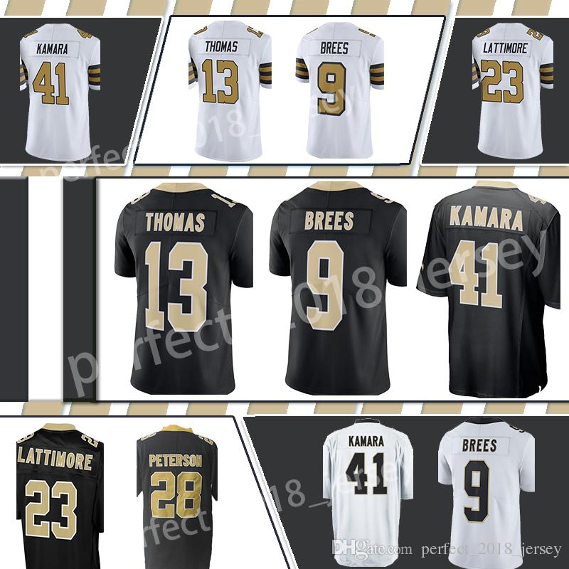 New Orleans Saints 9 Drew Brees 41 Alvin Kamara 23 Marshon Lattimore ... 0ef5aafcd