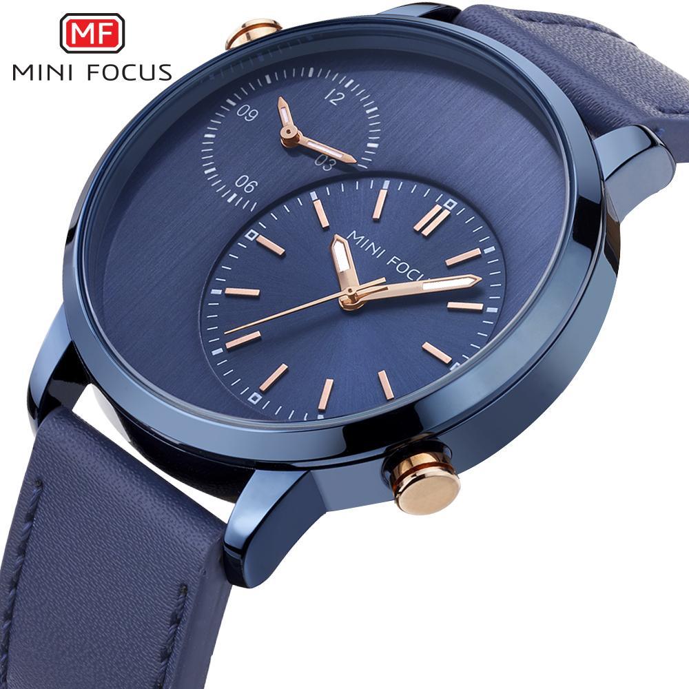 c2cfae0e98a Compre MINI FOCO Relógio De Pulso Dos Homens Top Marca De Luxo Famoso  Relógio Masculino Relógio De Quartzo Relógio De Pulso De Quartzo Relógio  Relogio ...
