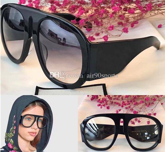 7566bb9dada New Luxury 0152S Sunglasses Women Fashion Design 0152 Round Summer ...