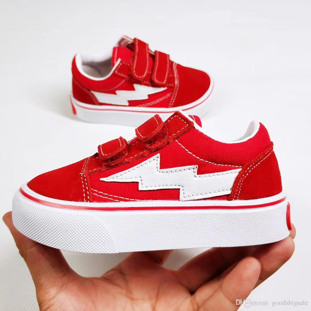 ecd9c8cee1 Children s New Revenge x Storm Casual Shoes Kendall Jenner best Footwear  Ian Connor Old Skool Fashion Current kids Shoes