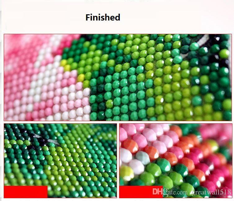 Novo diamante kits de bordado ponto-cruz decoração pintura diamante mosaico diy pcitures pintura needlework Angel crianças LF-082
