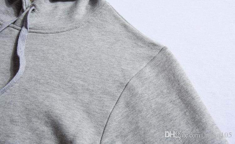 Best Quality Plain Hoodies Sweatshirt Men Women Lovers Cotton Casual Hoodie Spring Autumn Pullover Sweater DIY Clothing AYG1201