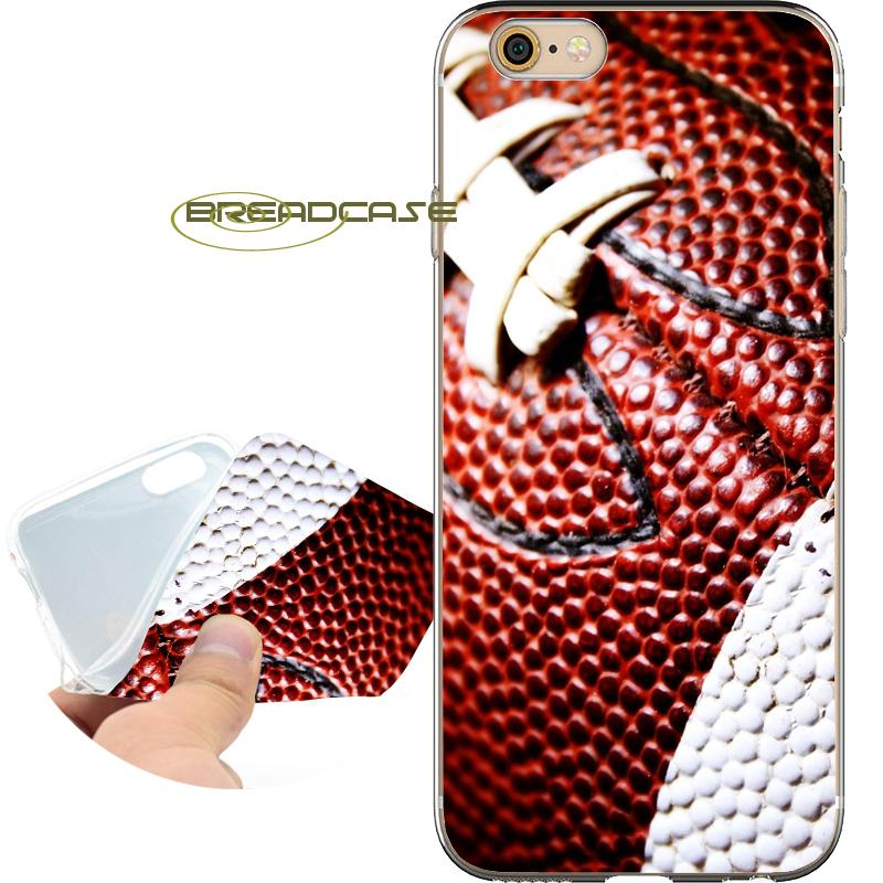 f14fe148239 Carcasas Celulares America Football Rugby Fundas Estuches Para IPhone 10 X  7 8 6S 6 Plus 5S 5 SE 5C 4S 4 IPod Touch 6 5 Claro Cubierta De Silicona  Suave De ...