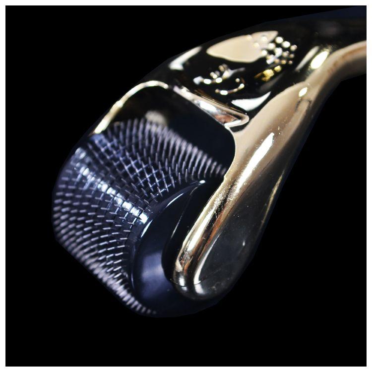 Hot sale Titanium Needles 540 Needles Micro Needle Derma Roller System Derma Roller For Skin Anti Ageing Scar Acne Beauty Decive