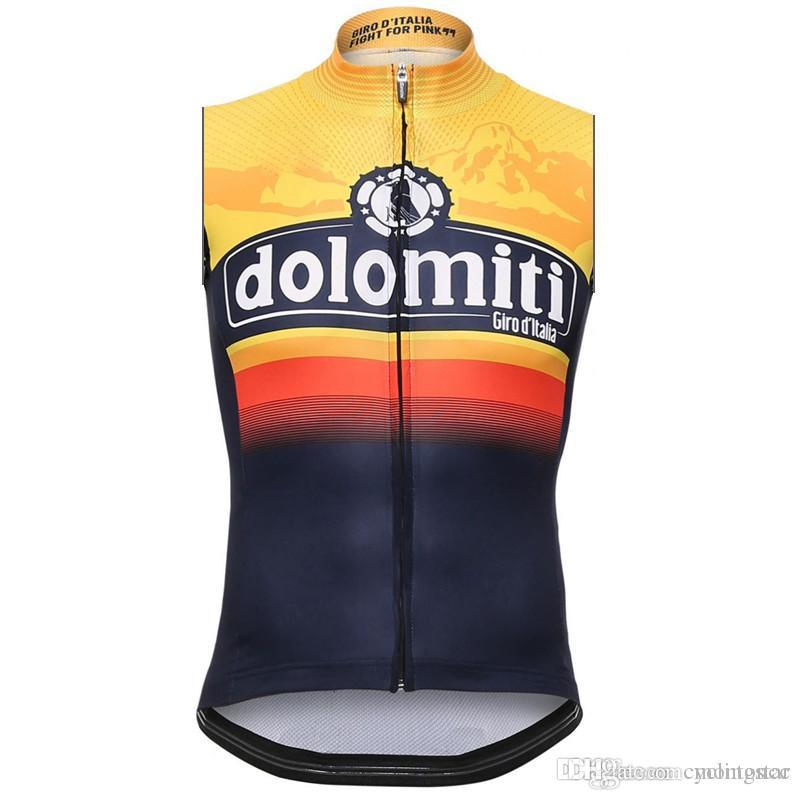 127217313 Tour De Italy Italia Cycling Sleeveless Jersey Bicycle Clothing Mtb Bike  Shirt Sportswear Quick Dry Ropa Ciclismo Hombre Cycling Vest D0608 Cycling  ...