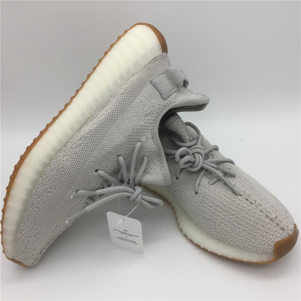 bc6b47a8327d1 2019 2018 With Box 350 Sesame F99710 Ice Yellow Butter F36980 V2 Zebra  Beluga 2.0 Ah2203 Black Red Bred Cp9652 Kanye West Running Shoes For Sale  From ...